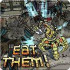 Portada oficial de de Eat Them PSN para PS3