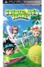 Portada oficial de de Everybody's Tennis para PSP