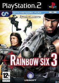 Portada oficial de Tom Clancy's Rainbow Six 3 para PS2