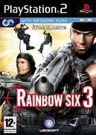 Portada oficial de de Tom Clancy's Rainbow Six 3 para PS2