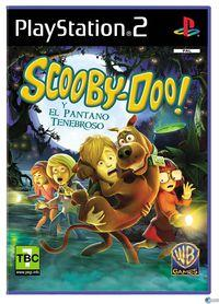 Portada oficial de Scooby-Doo! and the Spooky Swamp para PS2
