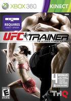 Portada oficial de de UFC Personal Trainer para Xbox 360