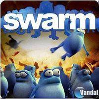 Portada oficial de Swarm PSN para PS3