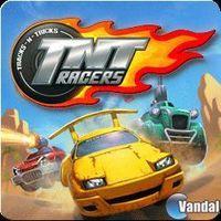 Portada oficial de TNT Racers PSN para PS3