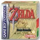 Portada oficial de de The Legend of Zelda: A Link to the Past para Game Boy Advance