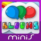 Portada oficial de de Bloons TD Mini para PSP