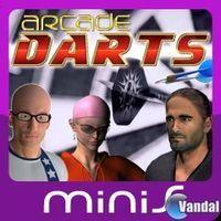 Portada oficial de Arcade Darts Mini para PSP