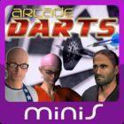 Portada oficial de de Arcade Darts Mini para PSP
