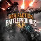 Portada oficial de de Red Faction: Battlegrounds PSN para PS3