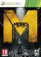 Portada oficial de de Metro: Last Light para Xbox 360