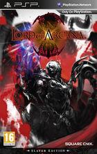 Portada oficial de de Lord of Arcana para PSP