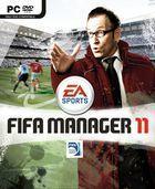 Portada oficial de de FIFA Manager 11 para PC