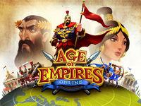 Portada oficial de Age of Empires Online para PC