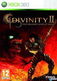 Portada oficial de Divinity II – The Dragon Knight Saga para Xbox 360