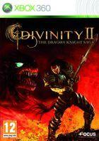 Portada oficial de de Divinity II – The Dragon Knight Saga para Xbox 360