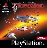Portada oficial de Star Trek: Invasion para PS One