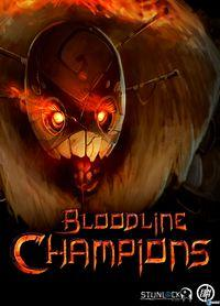 Portada oficial de Bloodline Champions para PC