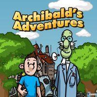 Portada oficial de Archibald's Adventures Mini para PSP