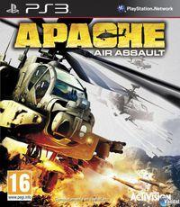 Portada oficial de Apache: Air Assault para PS3