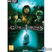 Portada oficial de A Game of Thrones: Genesis para PC