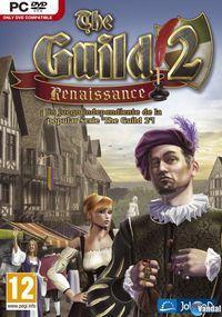 Portada oficial de The Guild 2 Renaissance para PC