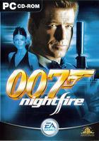 Portada oficial de de 007: Nightfire para PC
