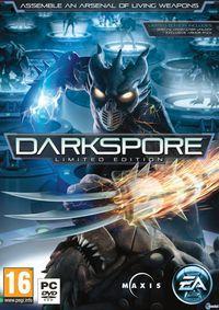 Portada oficial de Darkspore para PC