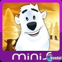 Portada oficial de Arctic Adventures: Polar's Puzzles Mini para PSP