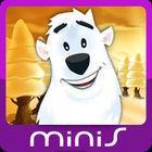 Portada oficial de de Arctic Adventures: Polar's Puzzles Mini para PSP
