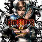 Portada oficial de de Street Fighter III: 3rd Strike Online Edition PSN para PS3