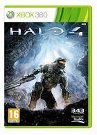 Portada oficial de de Halo 4 para Xbox 360