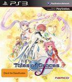 Portada oficial de de Tales of Graces F para PS3