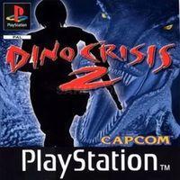 Portada oficial de Dino Crisis 2 para PS One