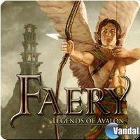 Portada oficial de Faery: Legends of Avalon PSN para PS3