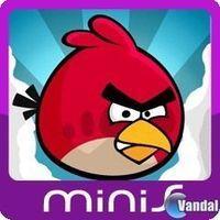 Portada oficial de Angry Birds Mini para PSP