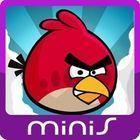 Portada oficial de de Angry Birds Mini para PSP