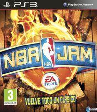Portada oficial de EA Sports NBA Jam para PS3