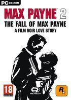 Portada oficial de de Max Payne 2: The Fall of Max Payne para PC