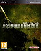 Portada oficial de de Ace Combat Assault Horizon para PS3