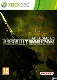 Portada oficial de Ace Combat Assault Horizon para Xbox 360