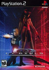 Portada oficial de Cy Girls para PS2