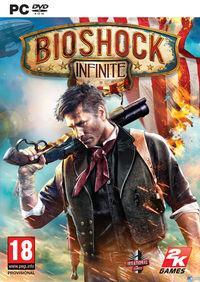 Portada oficial de BioShock Infinite para PC