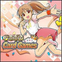 Portada oficial de Family Card Games WiiW para Wii