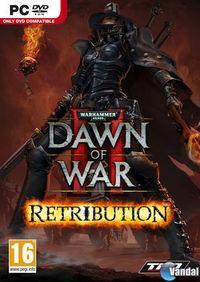 Portada oficial de Warhammer 40.000: Dawn of War II Retribution para PC