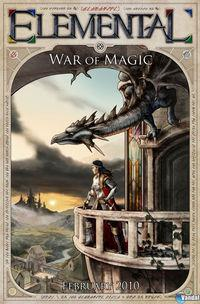 Portada oficial de Elemental: War of Magic para PC