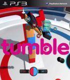 Portada oficial de de Tumble para PS3