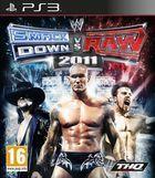 Portada oficial de de WWE: Smackdown vs. RAW 2011 para PS3