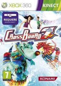 Portada oficial de Crossboard 7 Kinect para Xbox 360