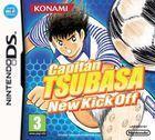 Portada oficial de de Captain Tsubasa: New Kick Off para NDS