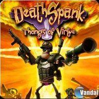 Portada oficial de DeathSpank: Thongs of Virtue PSN para PS3